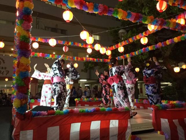 納涼祭のサムネイル画像