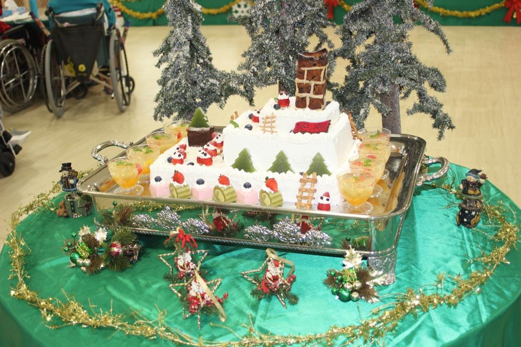 クリスマス会のサムネイル画像